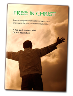 Free in Christ DVD